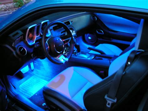 blue lights for cars blue glow interior decorative l for car or truck