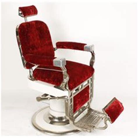 antique theo a kochs barber chair