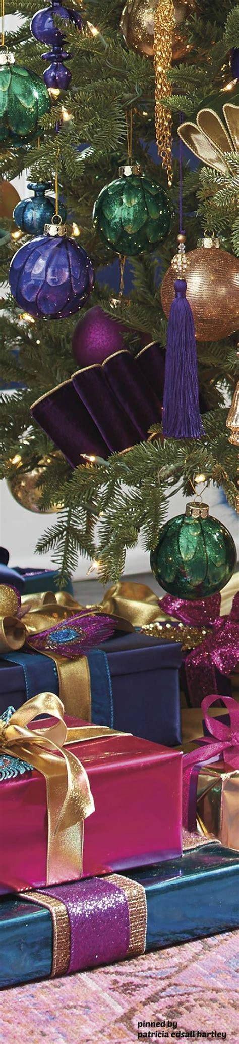 Purple Christmas   Yule: Setting the mood   Pinterest