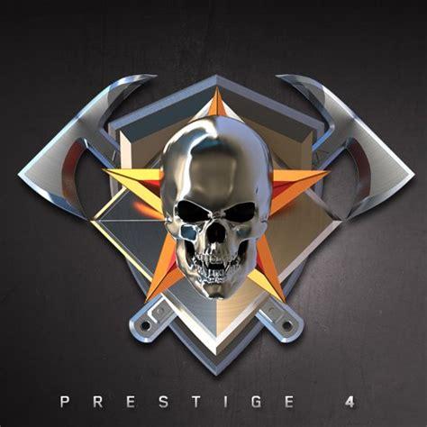 infinity ward reveals images  prestige emblems