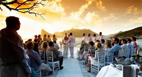 beach wedding venues  south africa   inspirations