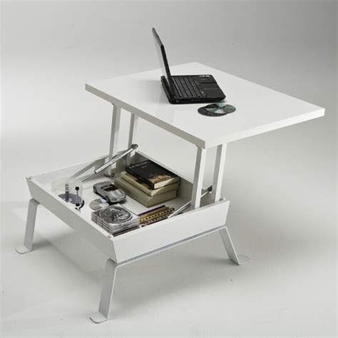Coffee Table Converts To Work Desk Design Diy For Tiny