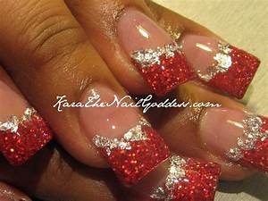 Red Acrylic Nail Designs | Nail Designs, Hair Styles ...