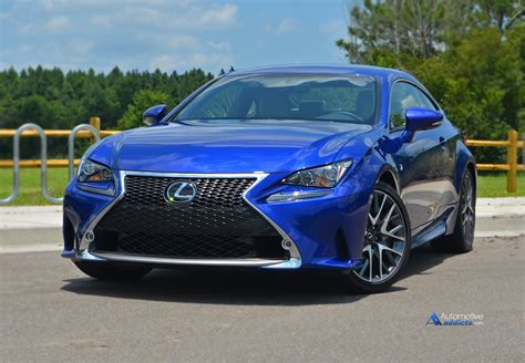 lexus f sport 2015 lexus rc 350 f sport review test drive