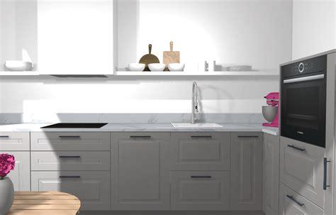 Ikea Küche Planen Stylische Designerküche Mit Kleinem Budget