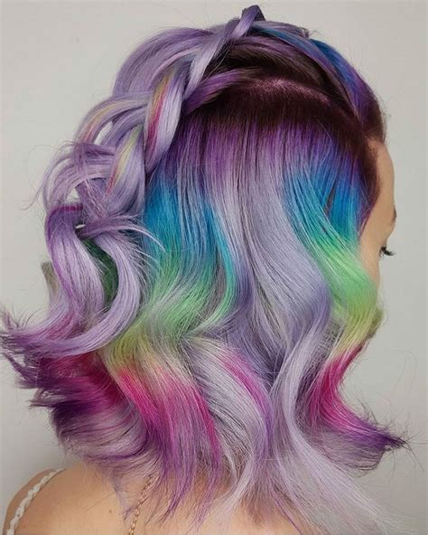 unicorn hair color 20 trending shades of unicorn hair how to look stunning