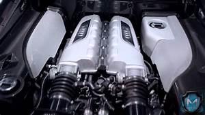 Audi R8 Motor : sonido del motor audi r8 v10 plus youtube ~ Kayakingforconservation.com Haus und Dekorationen