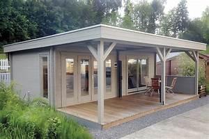 Gartenhaus Holz Modern : gartenhaus modern holz my blog ~ Whattoseeinmadrid.com Haus und Dekorationen
