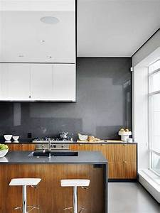 17 best images about black and dark splashbacks on With interior design kitchen splashbacks
