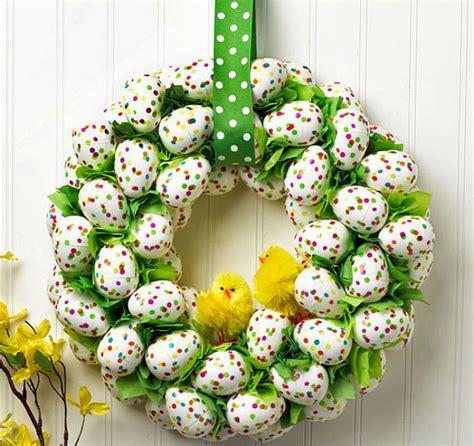 deco de paques exterieur eggs cellent egg diy decor for your home