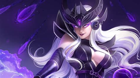 syndra league  legends lol