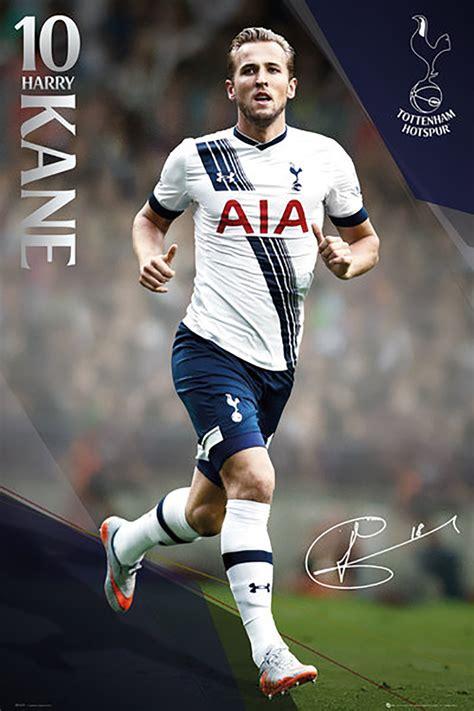 Get all the breaking tottenham news. Tottenham Hotspurs Kane Official Soccer Player Poster 2015 ...