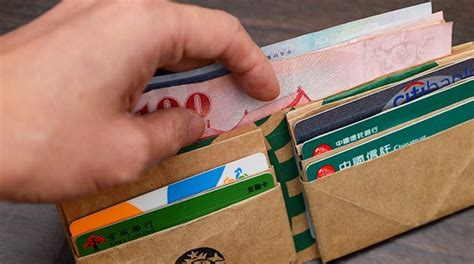 paper bag origami wallet
