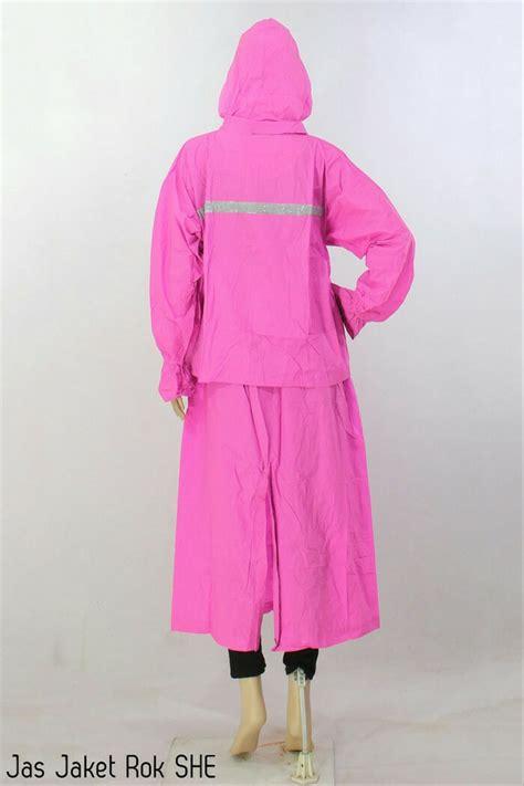 Harga Jas Hujan Merk Adidas jual jas hujan rok wanita merk she di lapak tosline shop