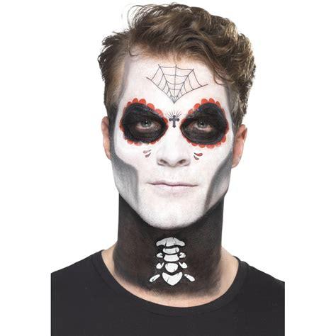 Maquillage Homme Kit De Maquillage Jour Des Morts Pour Homme