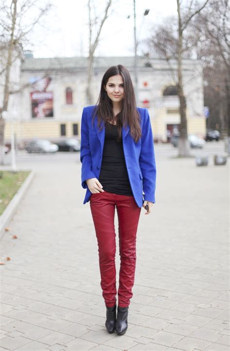 How To Wear Leather Pants (Outfit Ideas) 2018   FashionTasty.com