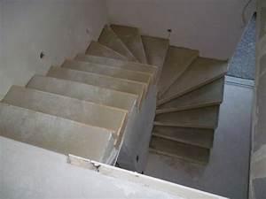 Escalier Colimaçon Beton : comment faire un coffrage escalier avant carrelage bricolage pinterest coffrage escalier ~ Melissatoandfro.com Idées de Décoration