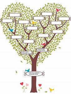 drawing a family tree template drawing sketch picture With drawing a family tree template
