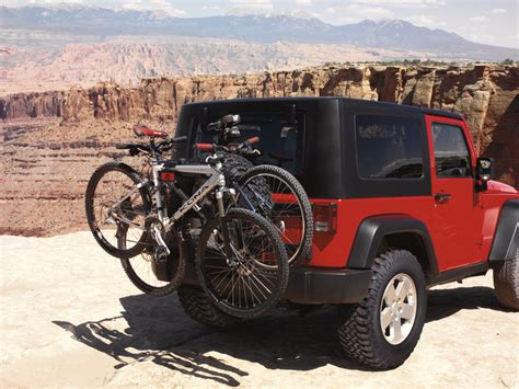 jeep bike rack racks parts wrangler mopar types road accessories bicycle jeeps tires offer than jeepfan seats racing mountain