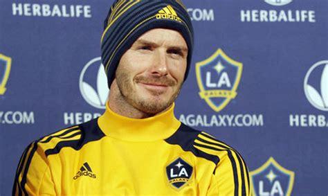 Bekhems trenējas kopā ar Londonas «Arsenal» - Futbols ...