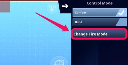 fortnite  mobile settings controls ios android