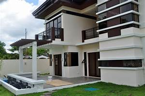 simple modern house design in the philippines With pictures of modern houses designs