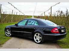 2005 MercedesBenz E500 Avantgarde – Find Me Cars