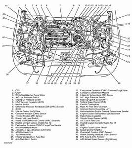 Where Is Speed Sensor   Diagram Of 1998 Ford Escort