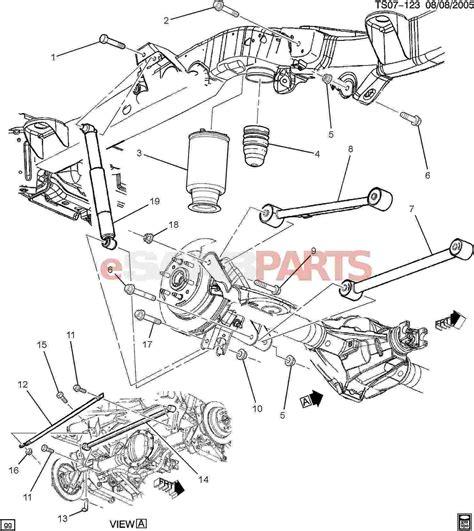 Service Manual Pdf Saab 9 7x Suspension Diagram Saab