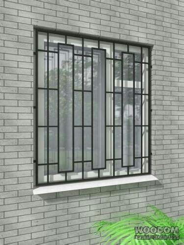 window grill ventanas modernas verjas  ventanas rejas  ventanas modernas