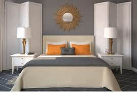 Top 10 Paint Colors For Master Bedrooms Best Simple Paint Color For Bedroom Walls Your Dream Home White And Gray Living Room Wall Color Schemes Trend Home Bloombety Interior Bedroom Decorating Color Schemes The