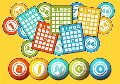 Bingo Card Clipart Graphics Formen Karten Vektor