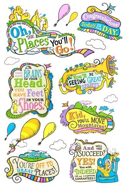 See more ideas about graduation speech, preschool graduation speech, preschool graduation. Pre K And Kinder Gratuation Speech Dr Seuss - Oh, The Places You'll Go Printable (With images ...