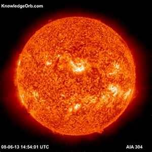 Magnetic Poles of Sun about to flip, Solar Max Near