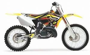 Suzuki Rmz450 Motorcycle Service Repair Manual 2005