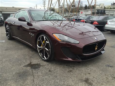 2008 Maserati Granturismo For Sale by 2008 Maserati Granturismo For Sale Carsforsale