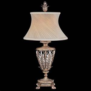 Fine Art Lamps 301610 Winter Palace Crystal Table Lamp