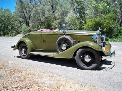 1933 Chevy Eagle Gallery