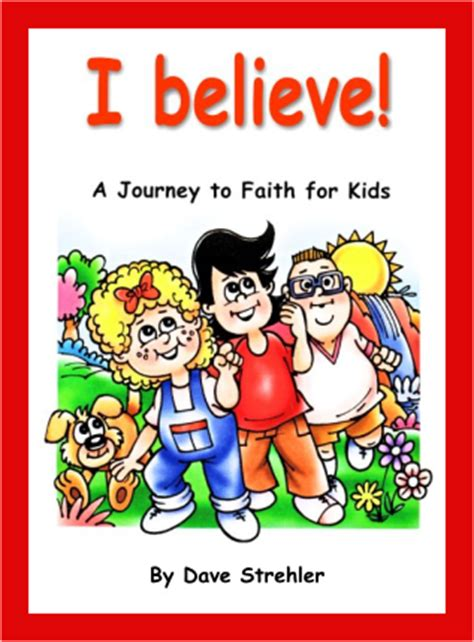 preschool devotions for 258 | I%20Believe%20cover%20picture