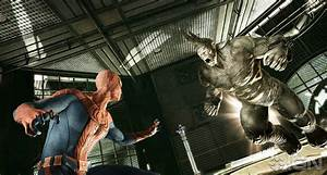 'The Amazing Spider-Man' Game Gets a Rhino Reveal [Video]