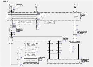 2000 Ford Taurus Fuel Pump Wiring Diagram  U2013 Vivresaville Com