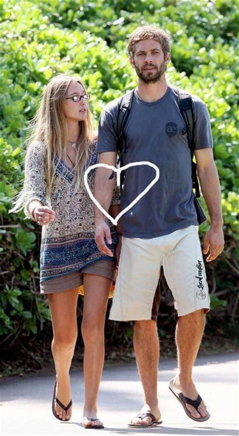 Paul Walker And Girlfriend   Download Foto, Gambar