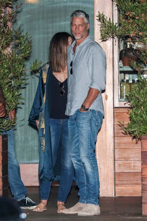 sandra bullock  boyfriend bryan randall spotted leaving