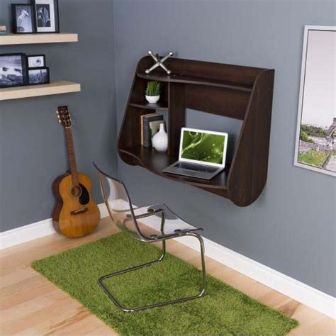 prepac wall mounted floating desk prepac kurv wall mounted floating desk espresso eehw 0901 1