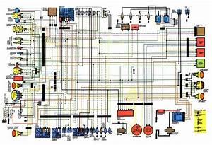 2003 Yamaha V Star 1300 Electrical Wiring Diagram