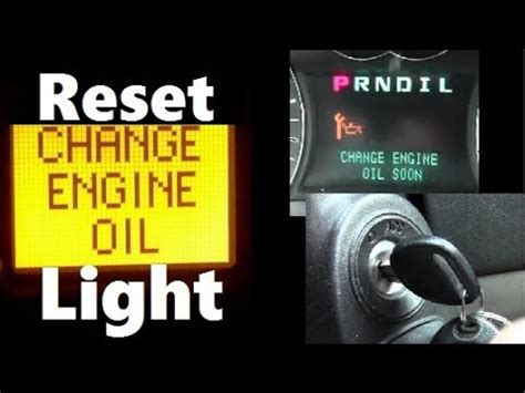 how to reset engine light how to reset change engine soon light on 2008 chevy equi