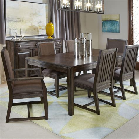 montreat 7 pc formal dining set by furniture