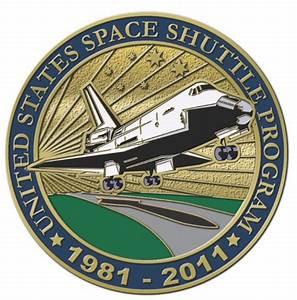 U.S. Space Shuttle Program Commemorative | Space Race ...