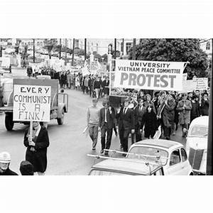 Effect and Significance - Anti-Vietnam War protest