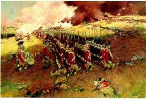 american revolution battle  bunker hill